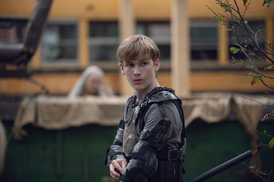 Matt Lintz portraying in The Walking Dead. Know about his career, occupation, portrayals